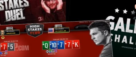 Galfond Challenge Vs Polk/Negreanu Vs High Stakes Duel – Heads-up Matches Taking The Poker World By Storm