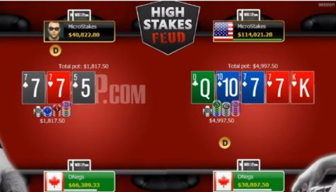 Daniel Negreanu Wins His First Online Session In Heads-Up Challenge With Doug Polk
