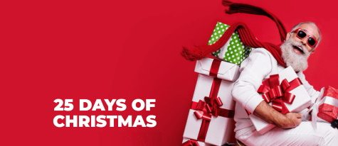 "Global Poker Teases ""25 Days Of Christmas"" With Giveaways Valued At 100,000 SC"