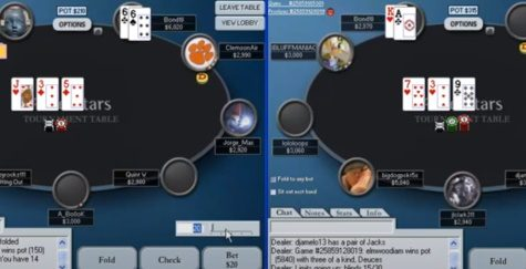 Tony Dunst's Tips For Playing The Early Stages Of An MTT