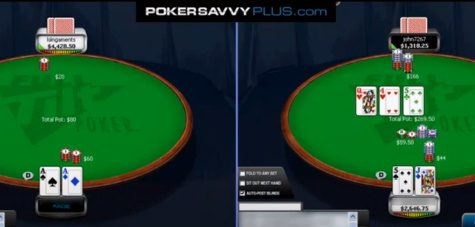 Go Into The Mind Of Andrew Brokos While He Plays A Session Of Heads-Up NLHE