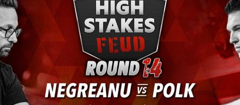 """Daniel Negreanu Wins In """"Emotional"""" Back And Forth Day 14 Match With Doug Polk"""