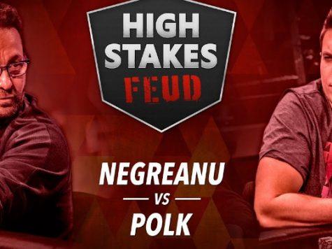 Daniel Negreanu and Doug Polk High Stakes Feud