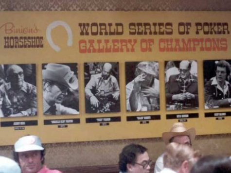 WSOP Hall of Fame: Norman Chad, Isai Scheinberg Nominees