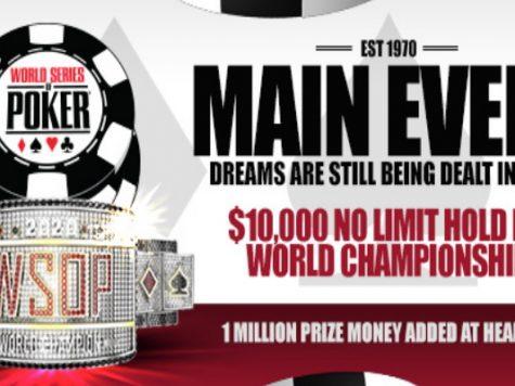 2020 WSOP Main Event bracelet