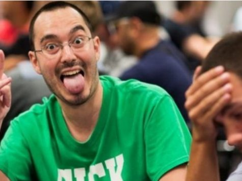 William Kassouf Irish Poker Masters Main Event