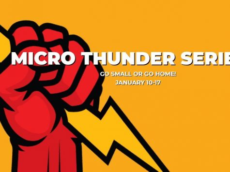 Global Poker Micro Series Thunder 2