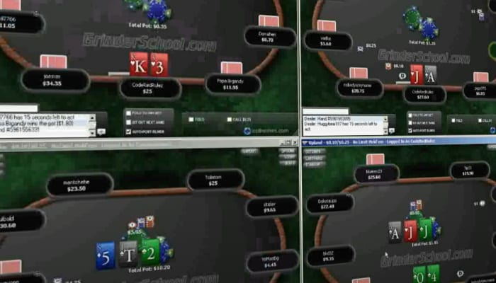 CodeRed No LImit Hold'em strategy