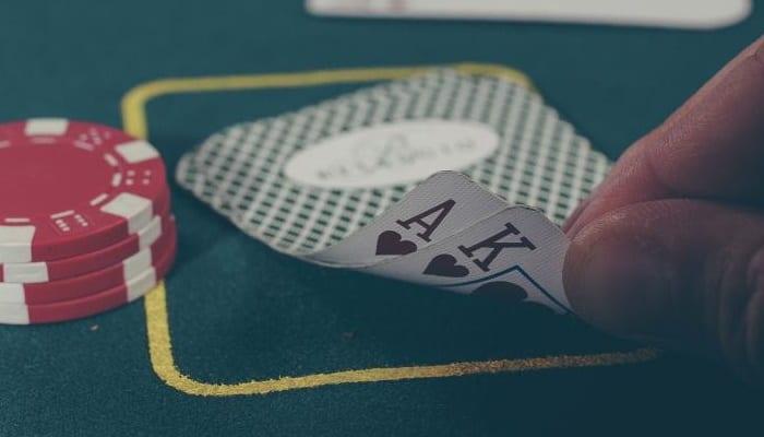 Negreanu vs Polk Hole Cards