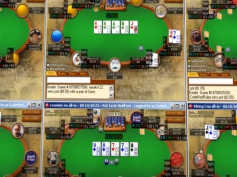 CodeRed Multi-Table Strategy