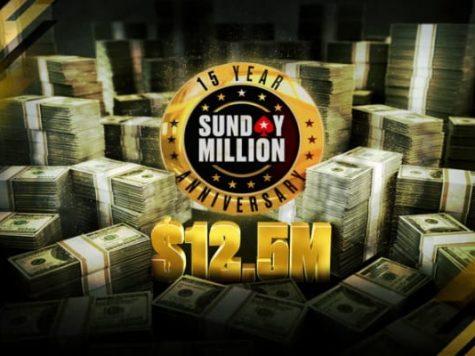 PokerStars Sunday Million 15th Anniversary