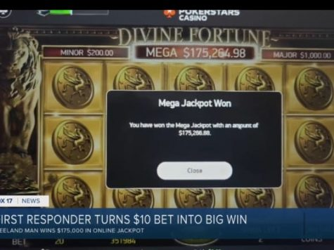 Divine Fortune Big Jackpot Win From PokerStars MI
