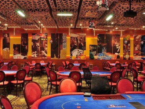 Perla Casino Poker