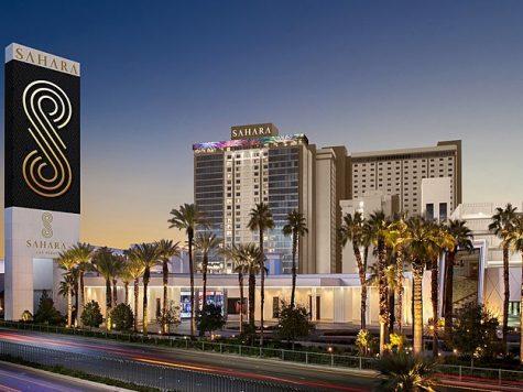 Live Poker, Las Vegas, March Madness - SAHARA Las Vegas