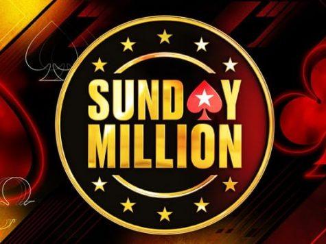 PokerStars Sunday Million History