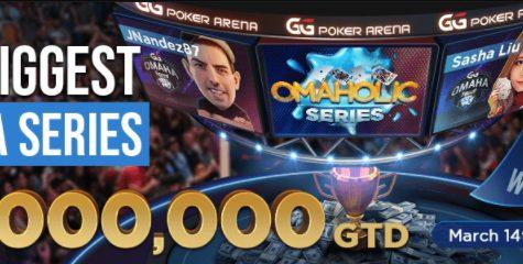 GGPoker Omaholic Series