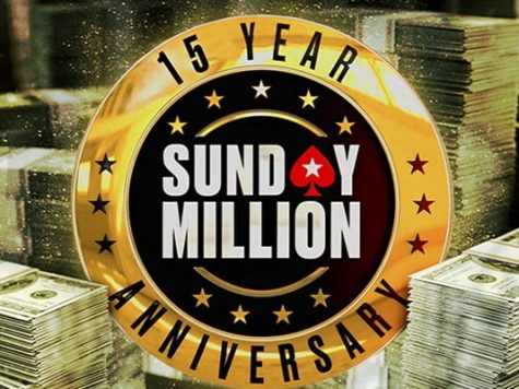Sunday Million 15th Anniversary