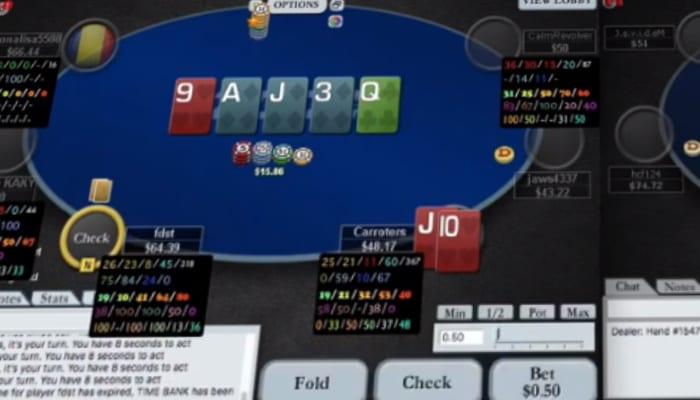 Zoom Poker Tips