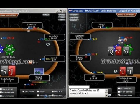 CodeRed Limit Hold'em Strategy