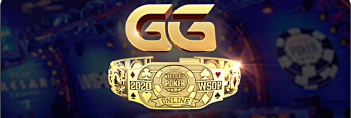 GG Poker WSOP 2020