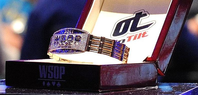 CBS Sports WSOP TV Rights Deal