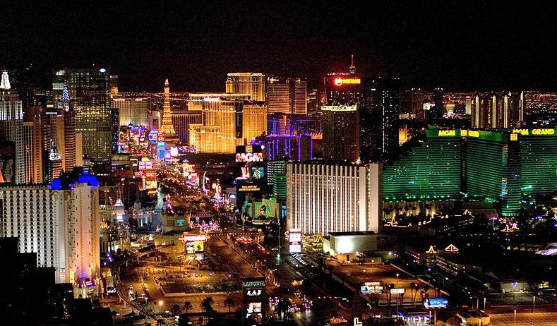 Vegas is back