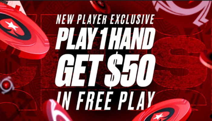 PokerStars Free Play In PA And MI