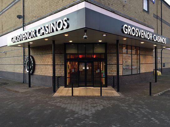 Grosvenor Casino Huddersfield