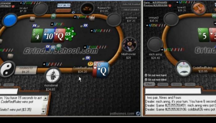 CodeRed NLHE Full Poker Strategy