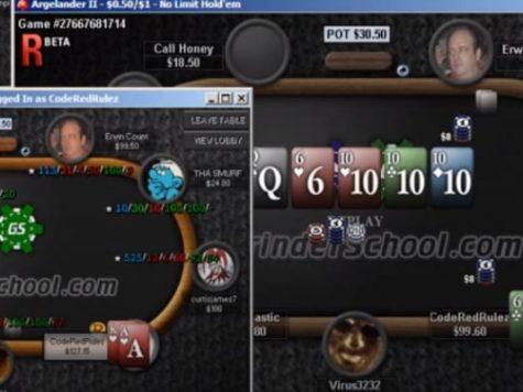 NLHE Poker Training Video