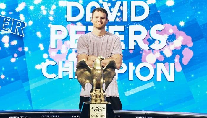 David Peters US Poker Open