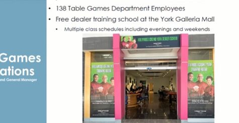 Penn National Gaming table game dealers