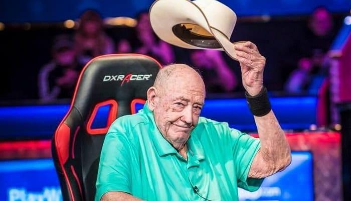 Doyle Brunson 2021 WSOP