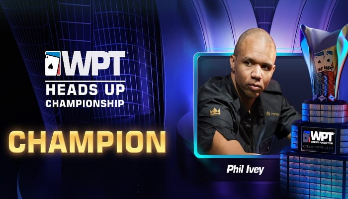 Phil Ivey WPT Heads up championship