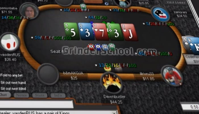 Codered Poker sessions training