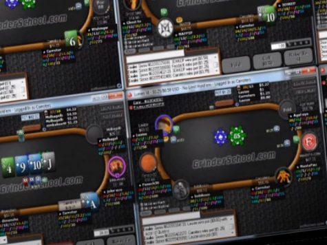 $50 NLHE Carroters Poker Training